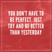 Be Better Everyday